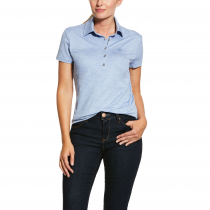 Ariat Talent polo blue heather