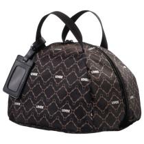Uvex hjelm taske sort-brun