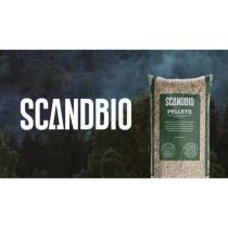 Træpiller 6mm 16kg SCAND 1x56A