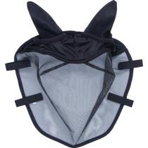 Fluemaske til trense sort