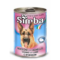 Simba Dog 24x415gr Lamb