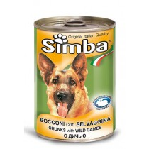 Simba Dog 12x1230gr Wild Games