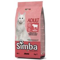Simba Cat Beef 2kg