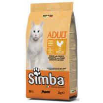 Simba Cat Chicken 20kg