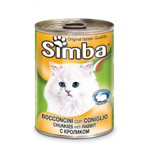 Simba Cat Kanin 3x24x415gr