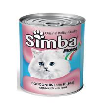 Simba Cat Fisk 12x720gr