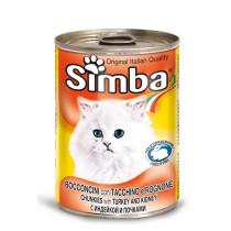 Simba Cat Kalkun 3x24x415gr