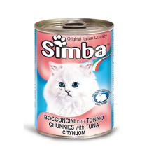 Simba Cat Tun 3x24x415gr
