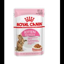 Kitten Sterilised Gravy 12x85g