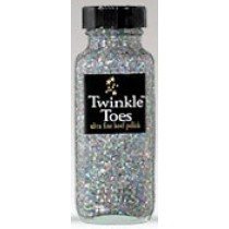 Twinkle Toe Hovlak Sølv glimme