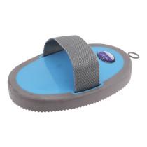 Gummistrigle AG+ Softgrip blå/