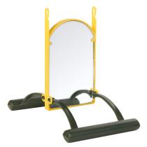 Spejl med siddeplads 13cm
