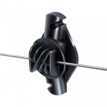 SPE Klo isolator t/træ Sort125
