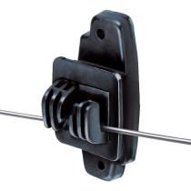 SPE Klo isolator t/træ Sort 25